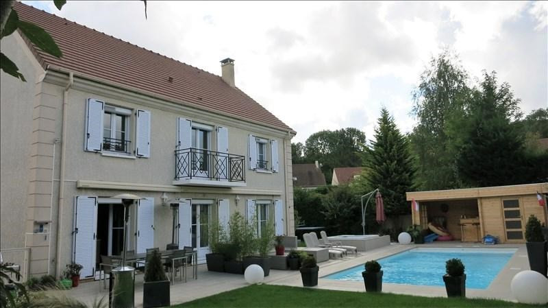 Sale house / villa St germain sur morin 572 000€ - Picture 1