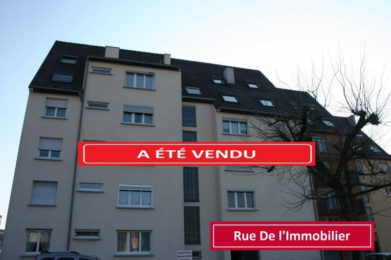 Sale apartment Saverne 107 000€ - Picture 1