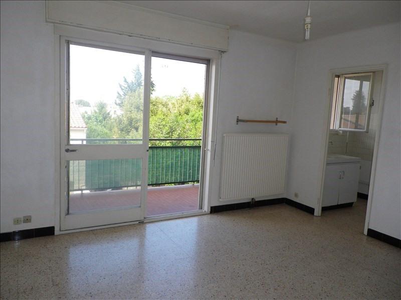 Rental apartment Lunel 390€ CC - Picture 2