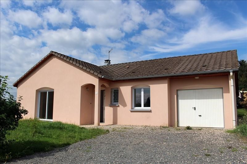 Sale house / villa Etival clairefontaine 149000€ - Picture 1
