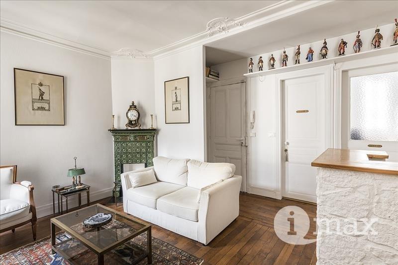 Sale apartment Levallois 360000€ - Picture 1