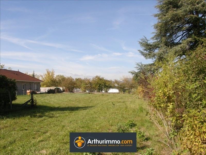 Vente terrain Lagnieu 87000€ - Photo 1