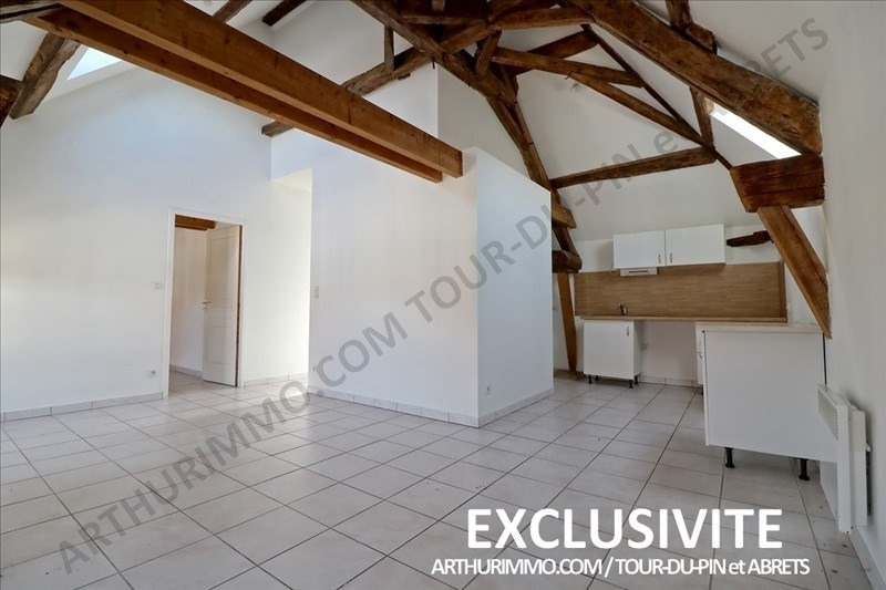 Rental apartment Bourgoin jallieu 595€ CC - Picture 1