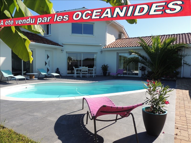 Sale house / villa St martin de seignanx 467000€ - Picture 1