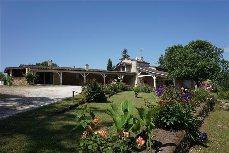 Vente maison / villa St emilion 485000€ - Photo 1