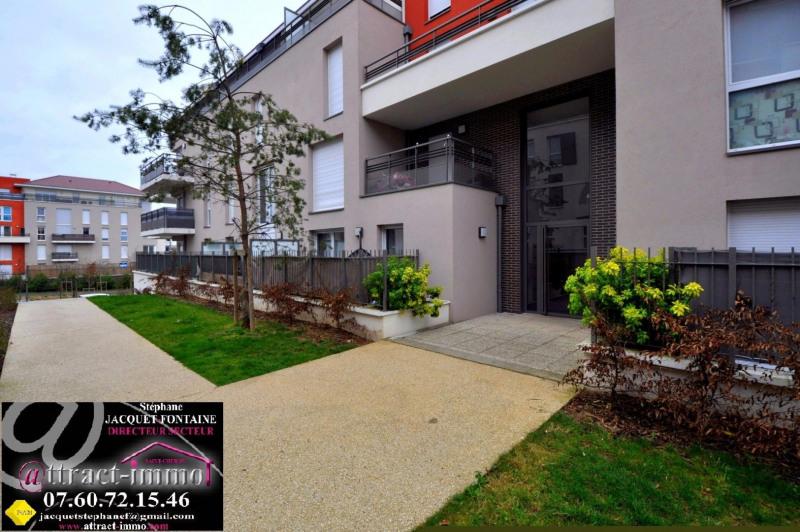 Sale apartment Corbeil essonnes 145000€ - Picture 2