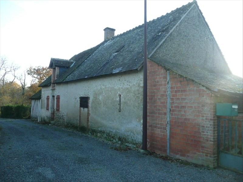 Sale house / villa Menetreol sur sauldre 61000€ - Picture 2