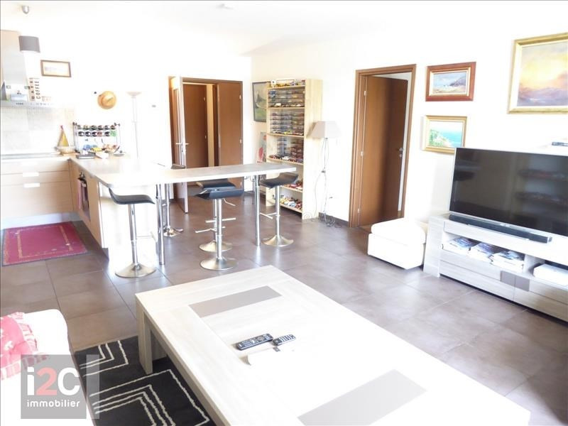 Vente appartement Cessy 270 000€ - Photo 2
