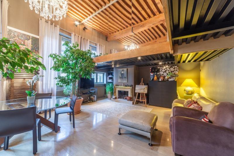 Vente de prestige appartement Lyon 6ème 690000€ - Photo 1