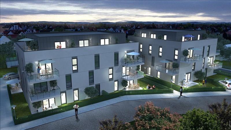 Sale apartment Oberhausbergen 450000€ - Picture 2
