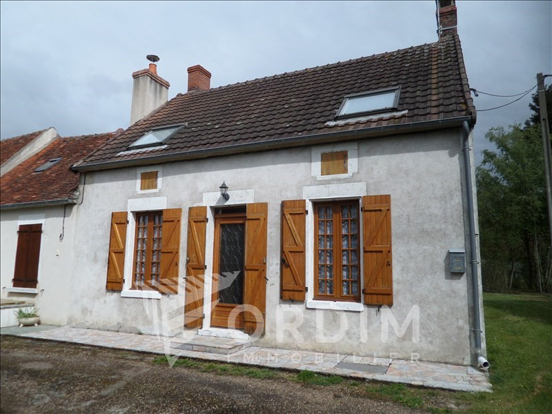 Vente maison / villa Donzy 49500€ - Photo 1
