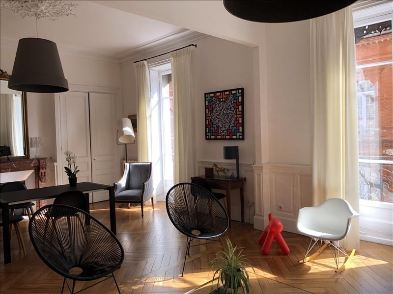 Rental apartment Toulouse 2 200€ CC - Picture 1