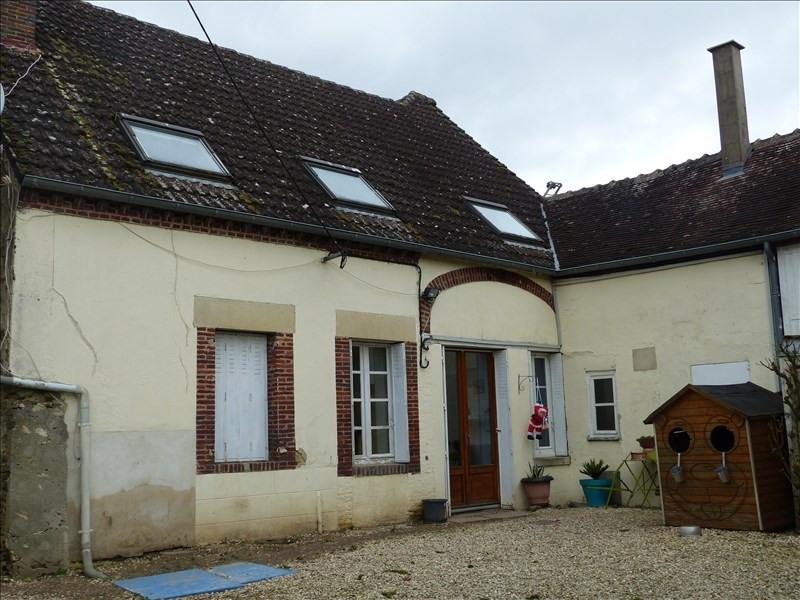 Sale house / villa Neuvy sautour 101000€ - Picture 1