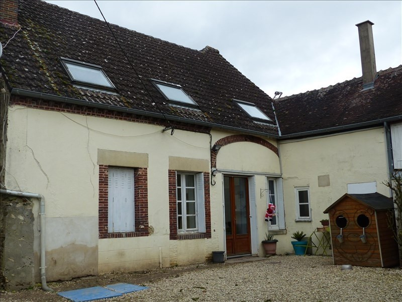 Vente maison / villa Neuvy sautour 101000€ - Photo 1