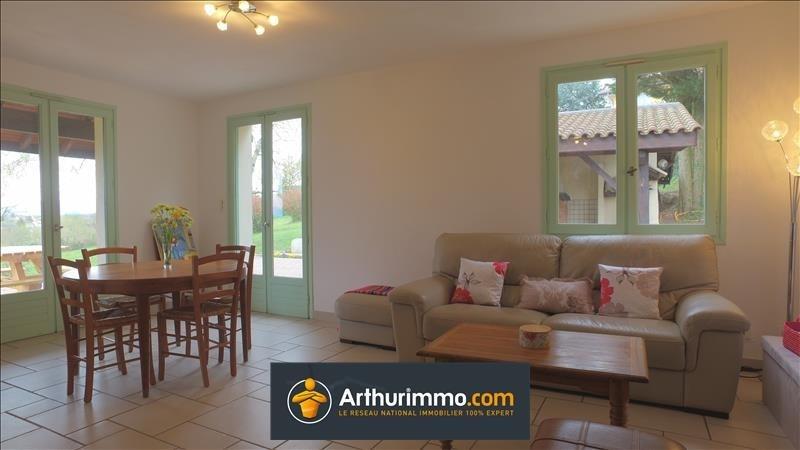 Sale house / villa St chef 265995€ - Picture 7
