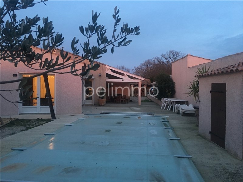 Sale house / villa Mallemort 371 000€ - Picture 1