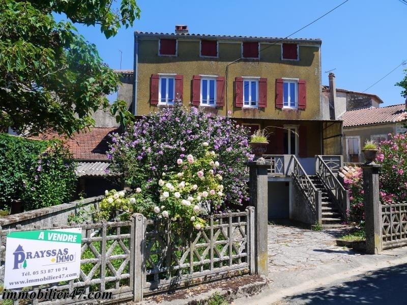 Sale house / villa Laugnac 85000€ - Picture 1