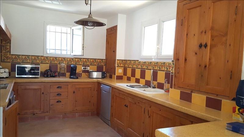 Vente maison / villa Les angles 448000€ - Photo 3