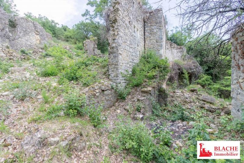 Venta  terreno Mirmande 70000€ - Fotografía 5