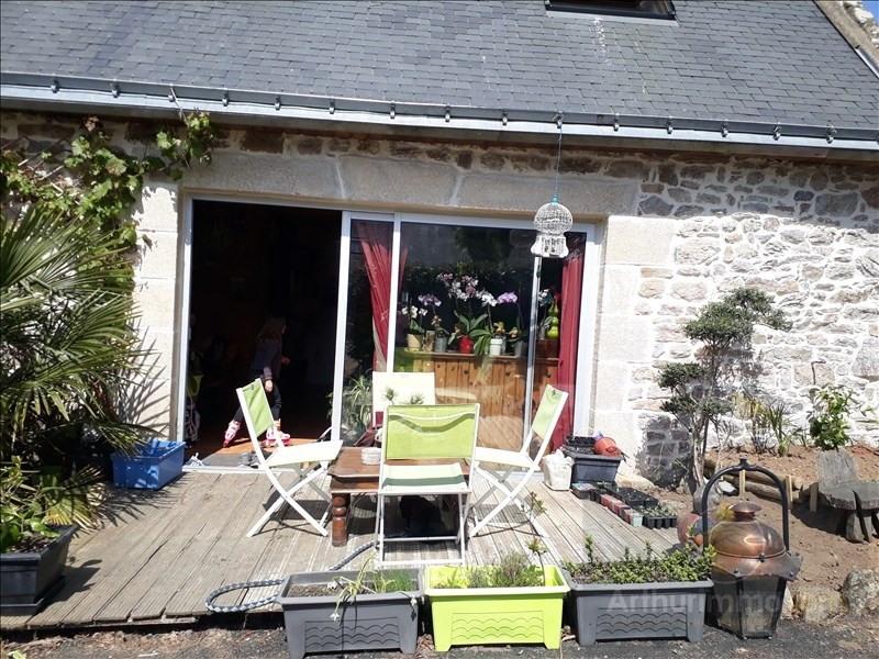 Vente maison / villa Plougoumelen 166000€ - Photo 3
