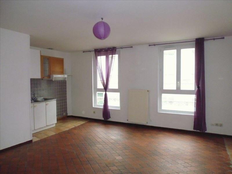 Verkoop  appartement Nogent le roi 95800€ - Foto 3