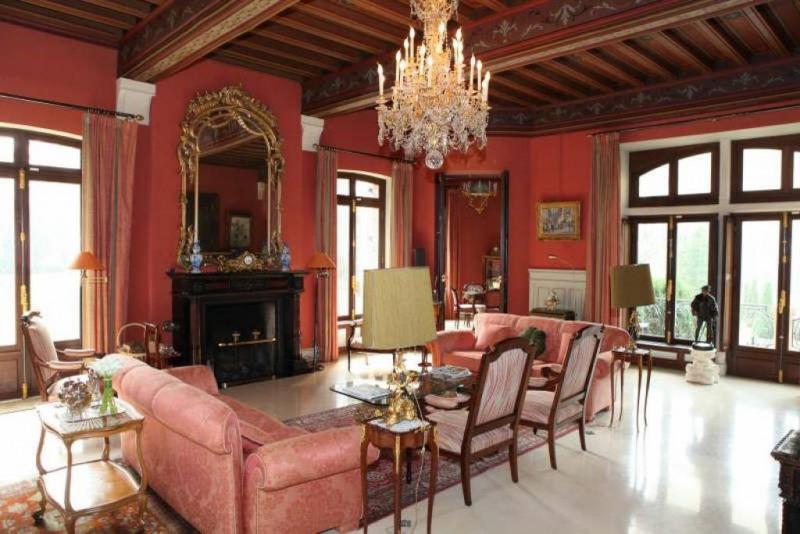 Revenda residencial de prestígio castelo Les bréviaires 7500000€ - Fotografia 5