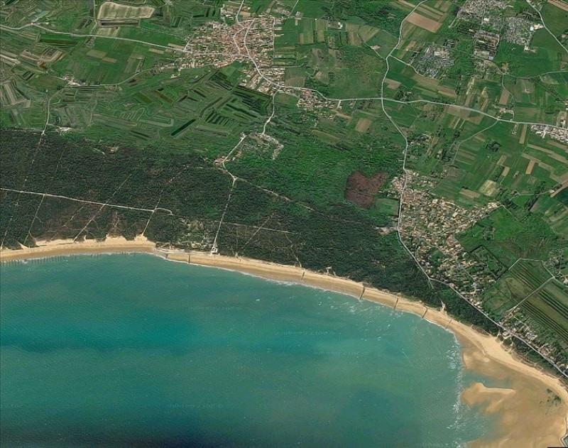 Vente terrain St georges d oleron 249000€ - Photo 1