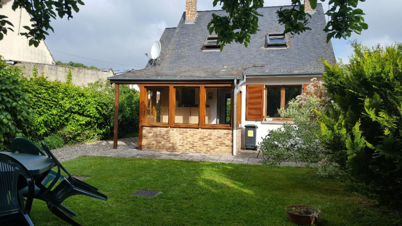 Sale house / villa Milly sur therain 148000€ - Picture 1