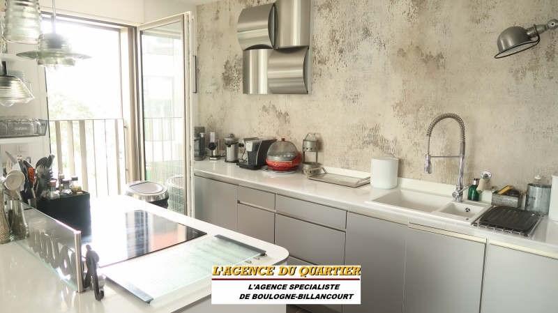 Revenda apartamento Boulogne-billancourt 735000€ - Fotografia 7