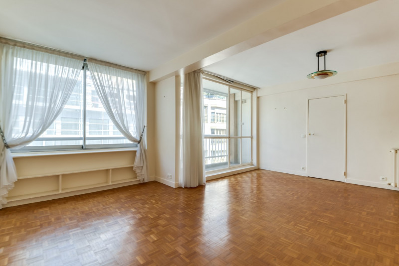 Deluxe sale apartment Paris 15ème 685 000€ - Picture 2