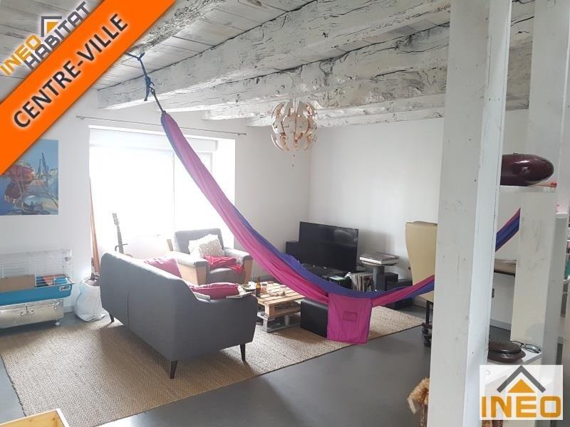 Vente appartement La meziere 156750€ - Photo 1