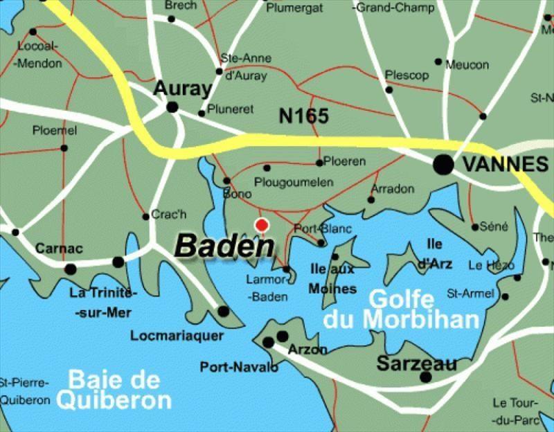 Vente terrain Baden 215000€ - Photo 3