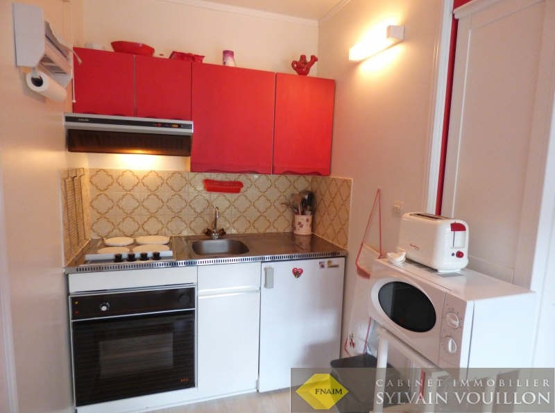 Revenda apartamento Villers sur mer 86000€ - Fotografia 6