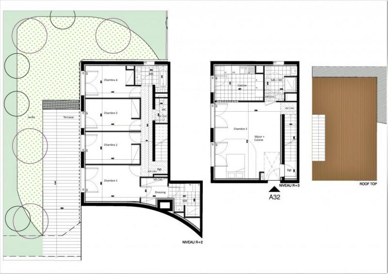 Vente de prestige appartement Saint-cloud 1300000€ - Photo 1