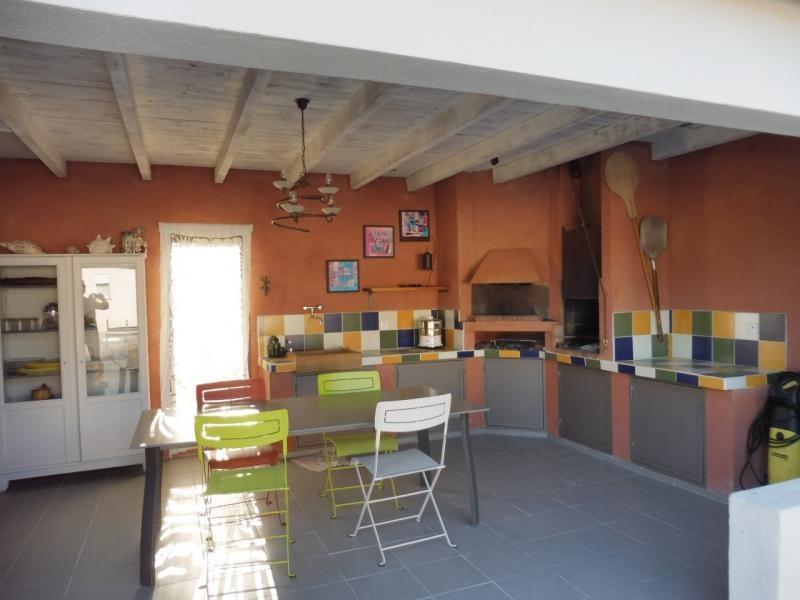 Vente maison / villa Lussan 442000€ - Photo 8