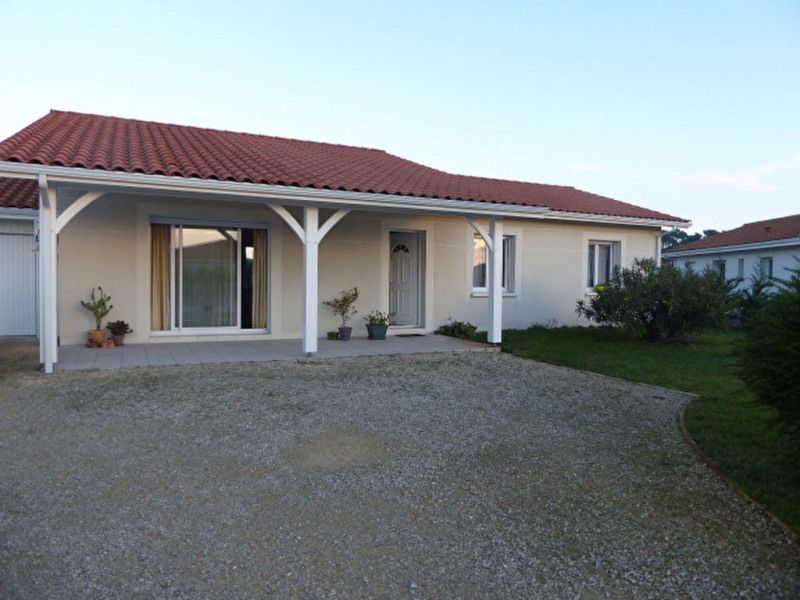 Location maison / villa Biscarrosse 1290€ CC - Photo 1