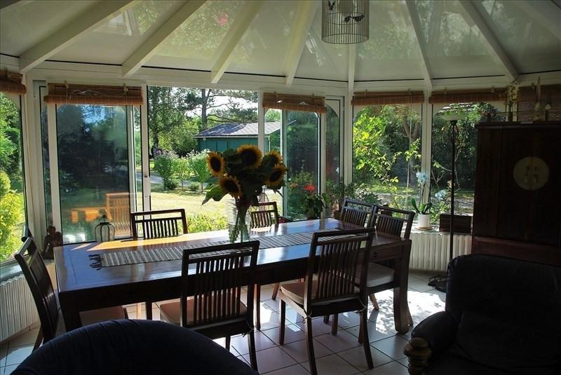 Sale house / villa Ermenonville 465000€ - Picture 1