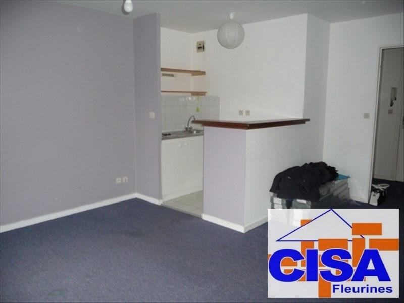 Rental apartment Pont ste maxence 480€ CC - Picture 3