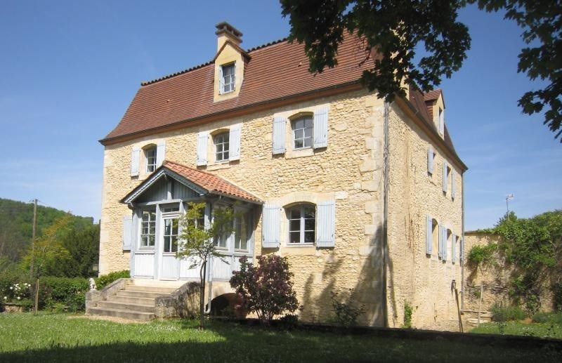 Vente de prestige maison / villa Le bugue 840 000€ - Photo 1