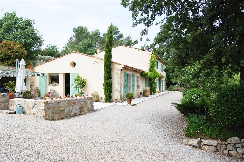 Deluxe sale house / villa Seillans 869000€ - Picture 7
