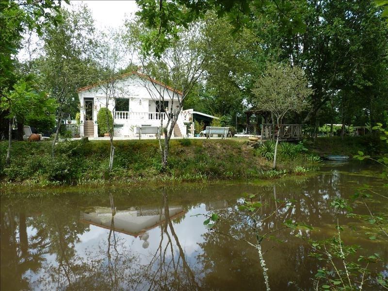 Sale house / villa Les clouzeaux 328600€ - Picture 7