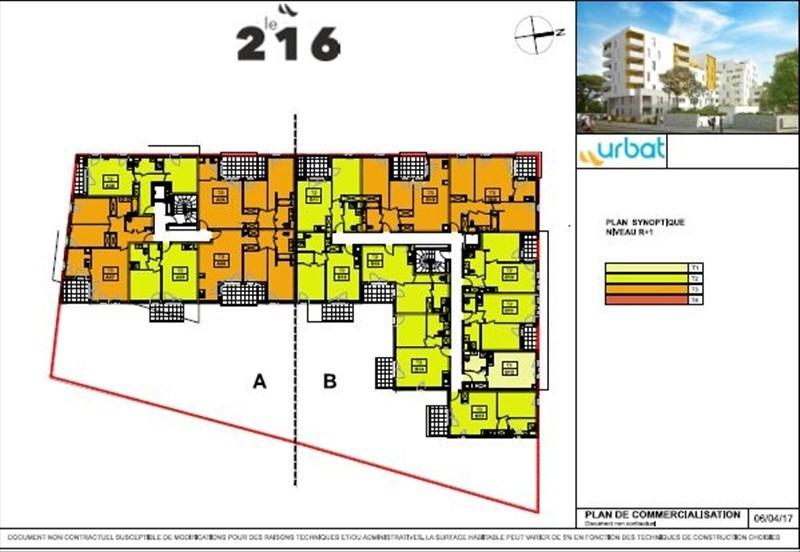 Vente appartement Montpellier 193000€ - Photo 2