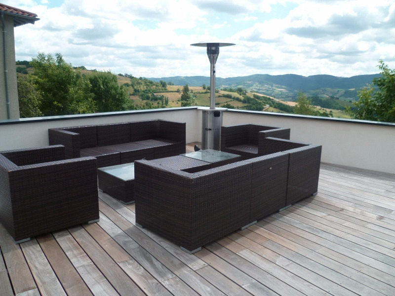 Deluxe sale house / villa Bessenay 640000€ - Picture 5