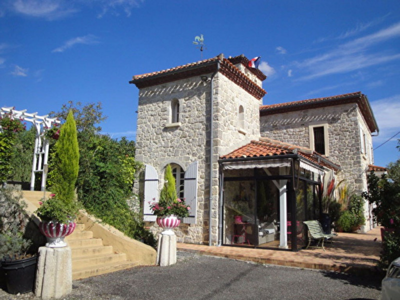 Deluxe sale house / villa Foulayronnes 565 000€ - Picture 1