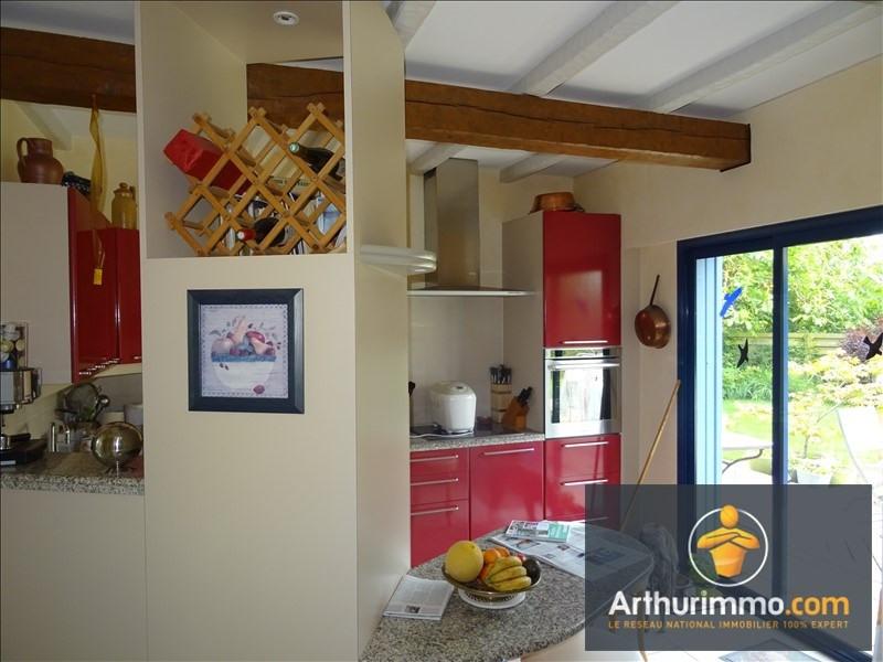 Vente maison / villa St julien 325500€ - Photo 7