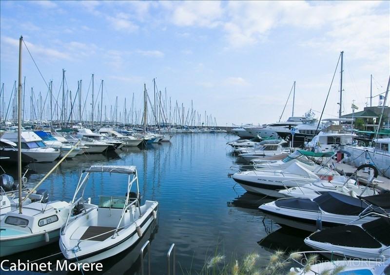 Sale apartment Le golfe juan 128000€ - Picture 1