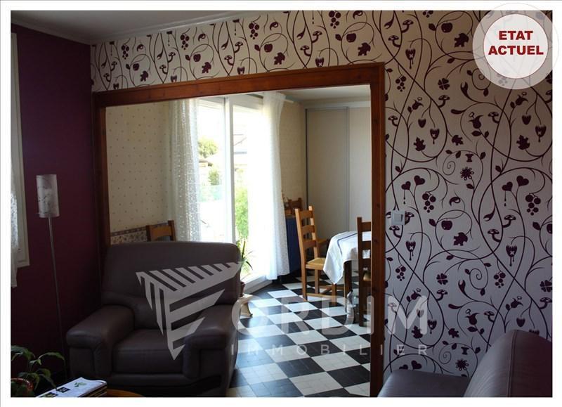 Sale house / villa Escolives ste camille 137500€ - Picture 6