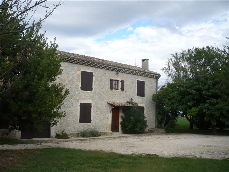 Rental house / villa Sauzet 906€ CC - Picture 2