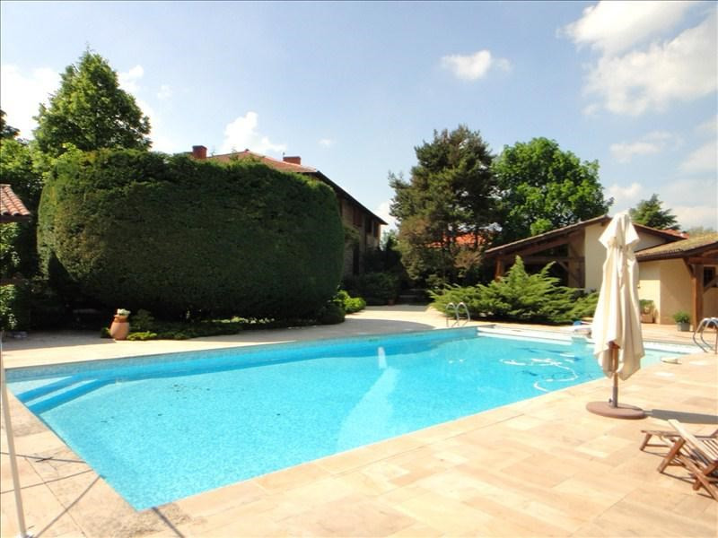 Deluxe sale house / villa Vienne 650 000€ - Picture 1