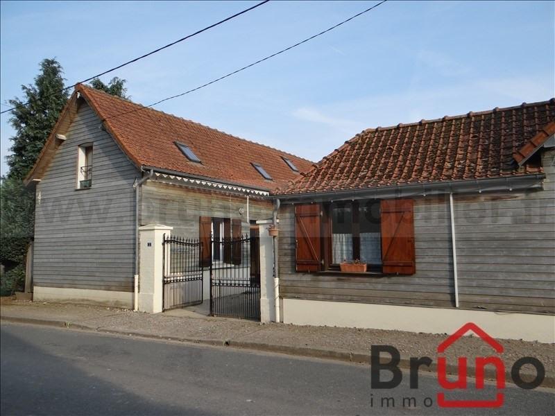 Produit d'investissement maison / villa Maison ponthieu 160900€ - Photo 1
